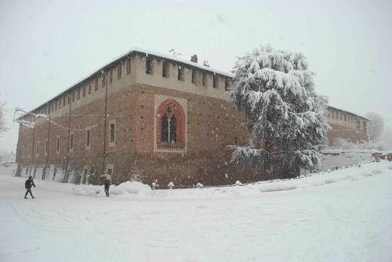 Bereguardo - Castello Visconteo (2450 clic)