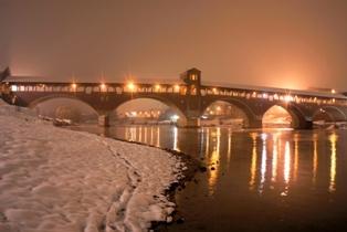 Ponte Vecchio - Pavia (2493 clic)