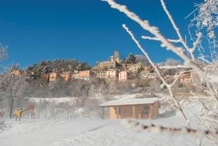 Panoramica di Pietragavina - PIETRAGAVINA - inserita il 15-Jan-09