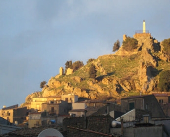 Tramonto - Mistretta (3044 clic)