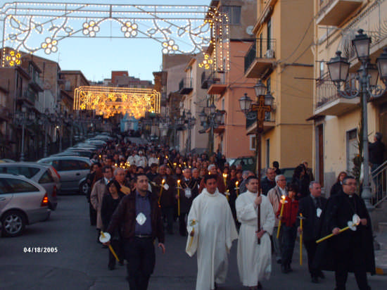 FESTA DI S. GIUSEPPE - Cianciana (3459 clic)