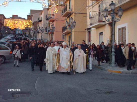 FESTA DI S. GIUSEPPE - Cianciana (5612 clic)