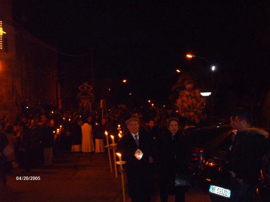 PROCESSIONE PER S. GIUSEPPE (19.03.09) - Cianciana (3183 clic)