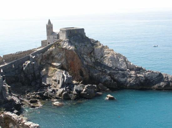 chiesa - Portovenere (6190 clic)