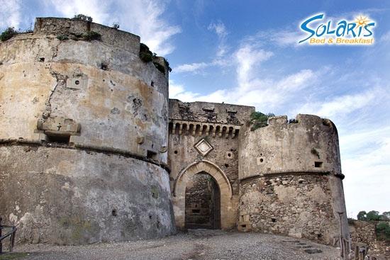 Ingresso al Castello - Milazzo (4214 clic)