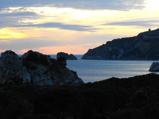 panorama - PALINURO - inserita il 15-Jan-09