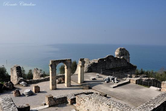 grotte di catullo   - Sirmione (1142 clic)