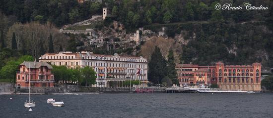 Villa d'Este -Cernobbio- Lago di Como- (1993 clic)