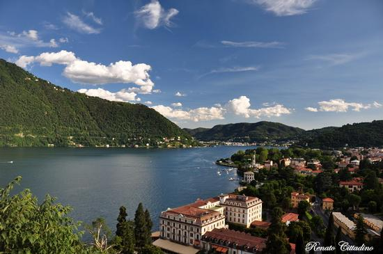 Lago di Como-Cernobbio- (1309 clic)