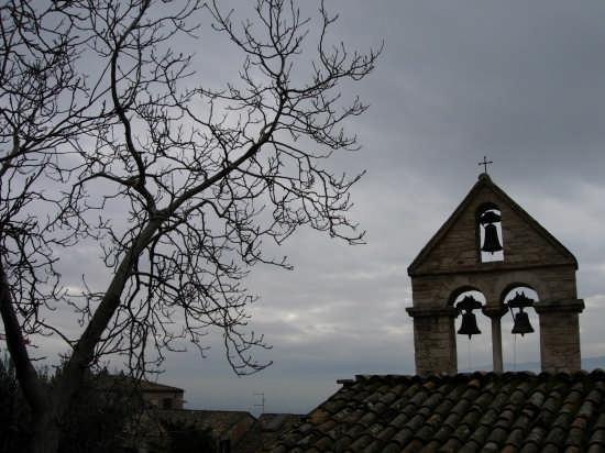 Atmosfere umbre - Assisi (3065 clic)