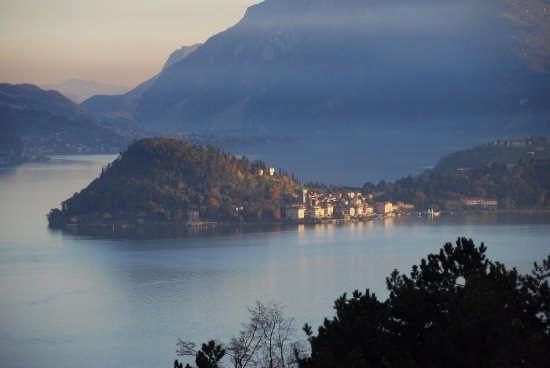 Punta di Bellagio (6283 clic)