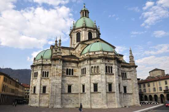 Il Duomo di Como (4428 clic)