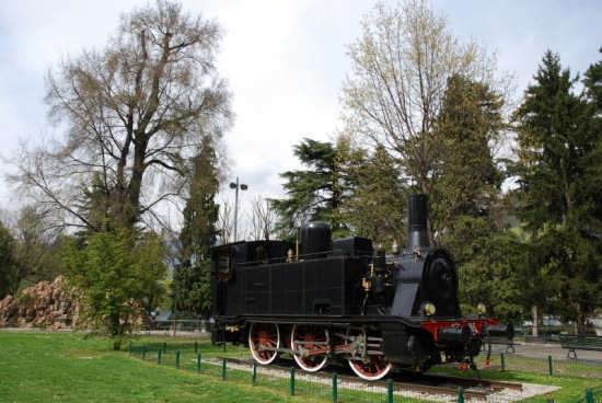 Locomotiva a vapore - COMO - inserita il 10-Apr-09