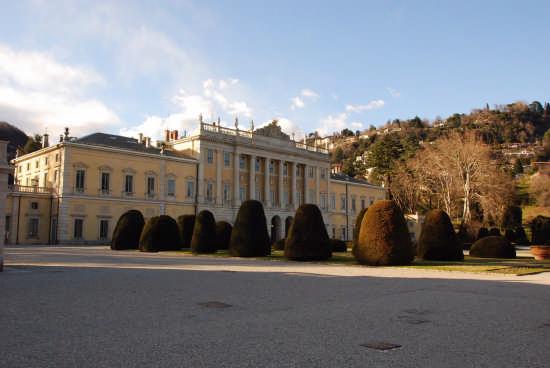 Villa Olmo - Como (2238 clic)