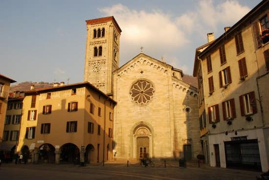 Basilica di S.Fedele - Como (2340 clic)