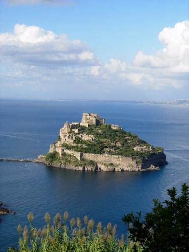 Il Castello Aragonese - Ischia (3293 clic)