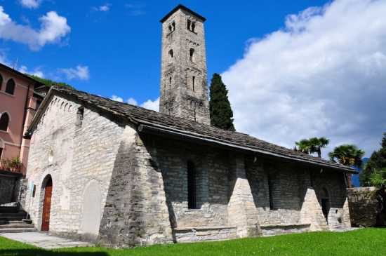 Chiesetta di Sant'Agata - Moltrasio (3971 clic)