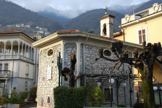 Cappellina dedicata a S.Rocco - Moltrasio (2076 clic)