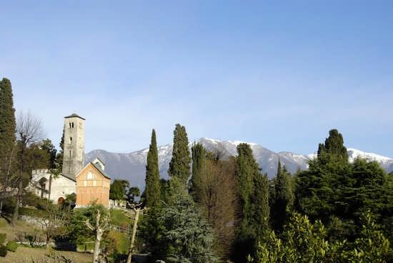 Chiesetta di S.Agata - Moltrasio (2402 clic)