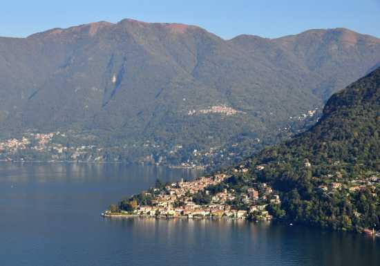 Veduta del Lago di Como - Torno (3548 clic)