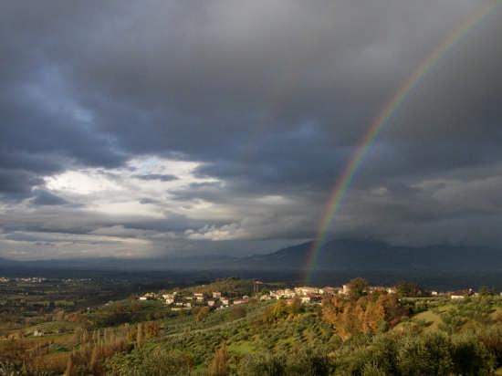 ..arcobaleno zona di Montefalco (3459 clic)