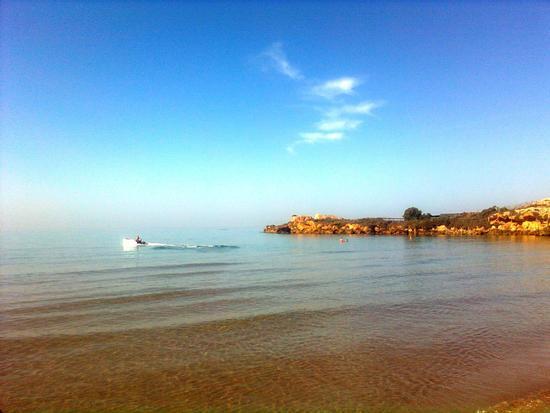 Punta Braccetto, ore 8 del mattino (713 clic)