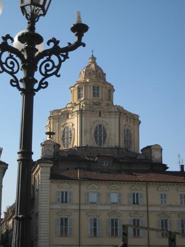 Real Chiesa di San Lorenzo in Piazza Castello - Torino (2018 clic)