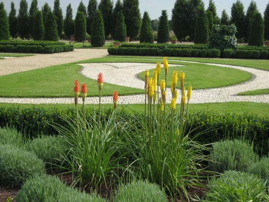 Il Giardino della Reggia di Venaria - Venaria reale (2443 clic)