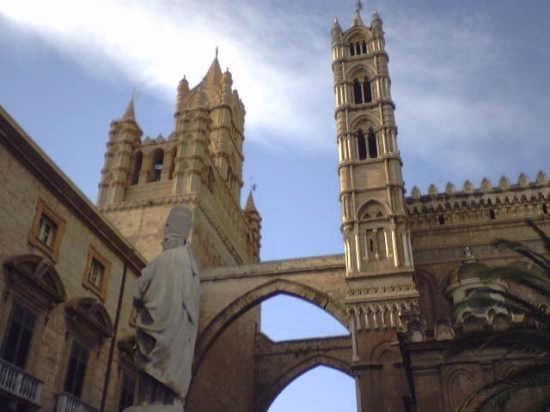 Palermo- La Cattedrale (3217 clic)