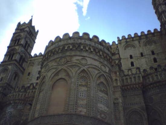 Palermo- La Cattedrale (2971 clic)