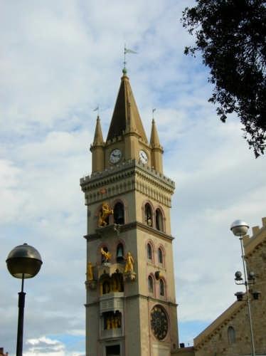 campanile di piazza duomo - Messina (4601 clic)