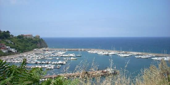 il porto - Agropoli (2860 clic)