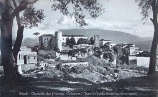 Castello Colonna - Eboli (5629 clic)