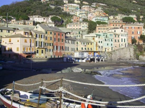 paesaggio ligure - Genova (2804 clic)