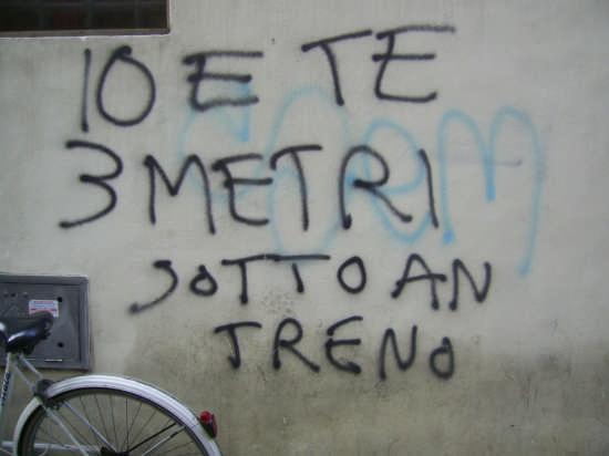 Scritto sui muri di Roma (2898 clic)