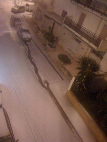 la neve a porticello (3288 clic)