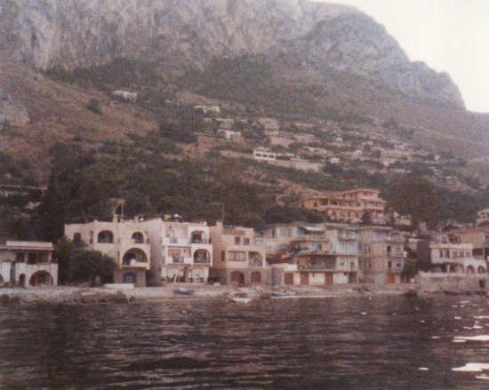 la spiaggia  - Porticello (2833 clic)