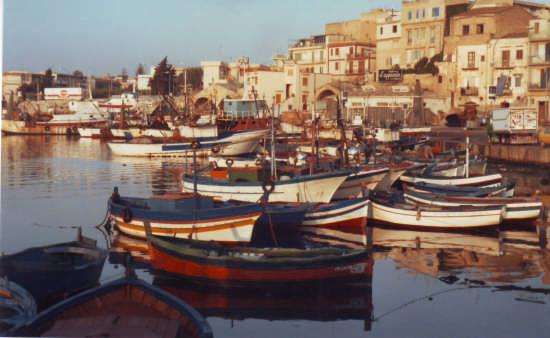 il porto delle barchette - Porticello (3417 clic)