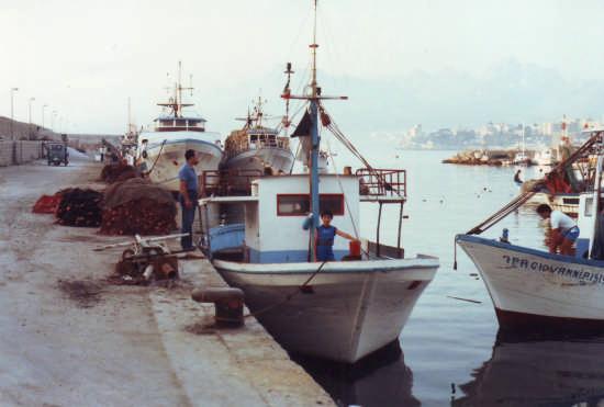 il piccolo pescatore - Porticello (2977 clic)
