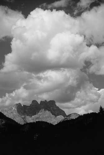 dolomiti - Tirolo (1932 clic)