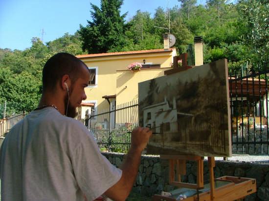 fotografia e pittura - Savona (2208 clic)