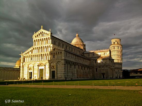 Tramonto a Pisa - PISA - inserita il 15-May-14