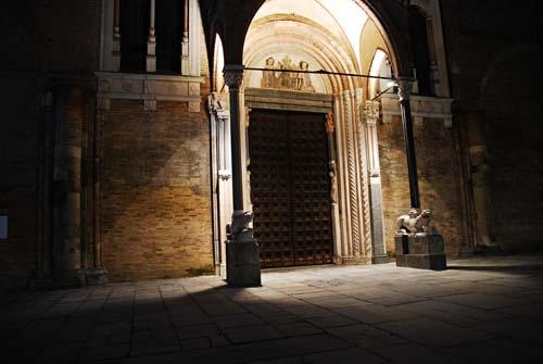 Il portone - Lodi (2208 clic)