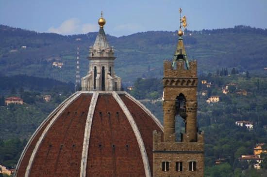 Vista dal Forte Belvedere - Firenze (2450 clic)