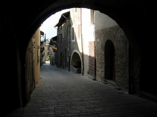 Il vecchio borgo - Bard (3801 clic)