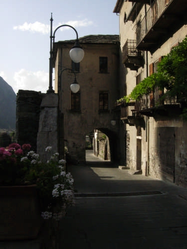 Il vecchio borgo - Bard (3148 clic)