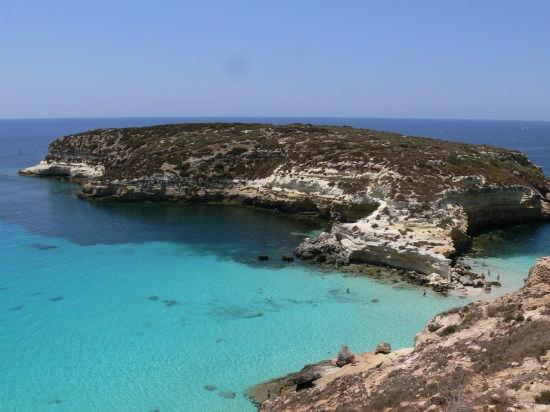 La bellezza dell'isola dei conigli - Lampedusa (5931 clic)