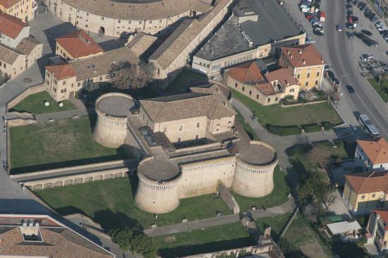 Rocca Roveresca - Senigallia (7896 clic)