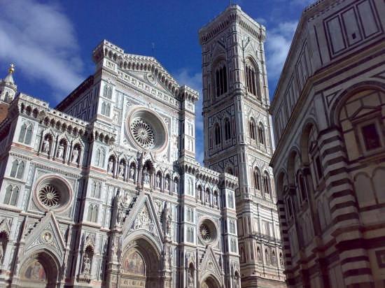 Firenze piazza Duomo  (1777 clic)