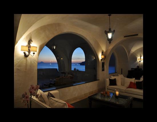 Therasia Hotel - Vulcano (3375 clic)